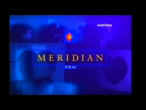Meridian ITV 2000 02 Idents & Continuity Compilation 2