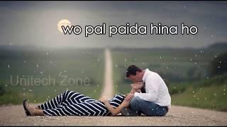 ❤❤kash wo pal paida hi na ho❤❤(hindi) //heart touching loving song 2017//