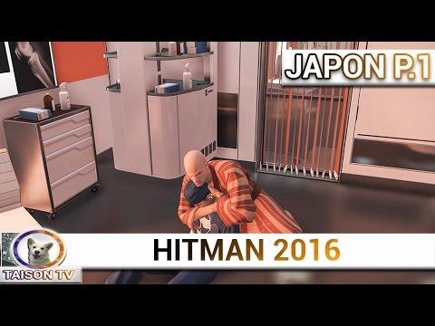 Hitman 2016 Japón Parte 1.