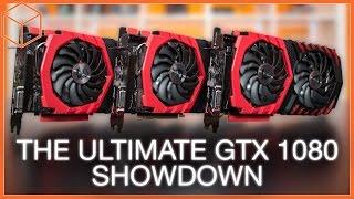 Does GPU VRAM speed matter? GTX 1080 vs 1080+ vs 1080 Ti