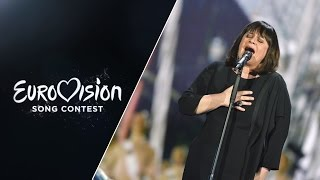 Lisa Angell - N'oubliez Pas (France) - LIVE at Eurovision 2015 Grand Final