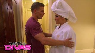"Tyson Kidd tells wife Natalya she can't say ""no"": Total Divas: July 28, 2015"