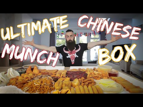 THE BIGGEST CHINESE MUNCH BOX IN THE UNIVERSE BeardMeatsFood