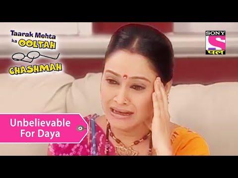 Xxx Mp4 Your Favorite Character Daya Unable To Believe Mrs Bhide Taarak Mehta Ka Ooltah Chashmah 3gp Sex