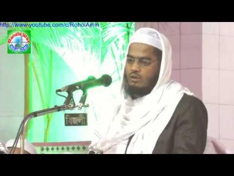 zur Rahman Siddiki খুবই গুরুত্বপূর্ন আলোচনা Bangla Waz à