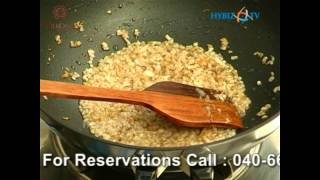 Making Gosh Kali Mirchi Recipe   The Golkondahotel Hyderabad