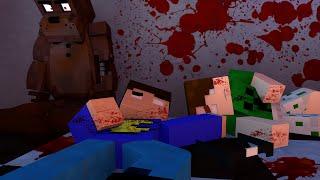 Minecraft: TERROR - FIVE NIGHTS AT FREDDY'S 2 (Série Desafios)