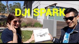 DJI Spark Drone Setup by Enjoy.com