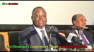 Crise politique au Congo: Par Mathias Nzon,Jean Itadi Et Christophe Moukoué
