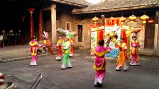 Chinese folk drama