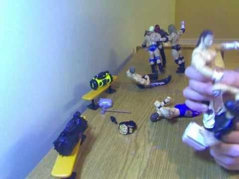 WWE Figures Matt Hardy s Birthday