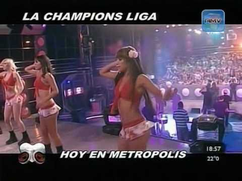 Las Bailarinas De Pasion 26 03 11 Part.2