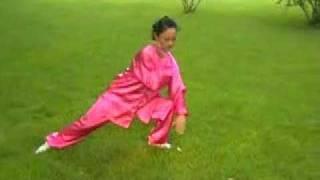 Chen Style Tai Chi with Master Zhang Gwang Ping