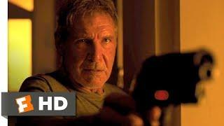 Blade Runner 2049 (2017) - Finding Rick Deckard Scene (6/10) | Movieclips