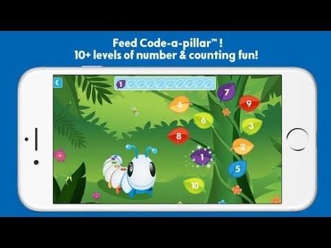 Think & Learn Code a pillar Part 2 Preschoolers Coding Game