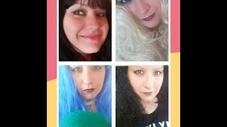 ASMR - BATTLE OF THE TINGLES  - 4 GIRLS.. WHO CAN MAKE YOU TINGLE MOST? YOU DECIDE!