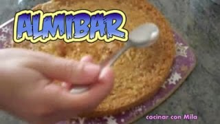 Almibar para mojar bizcocho para tartas pasteles receta de cocina