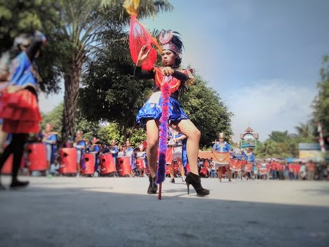 Marchingband GADALISA, Event Festival Marchingband traditional