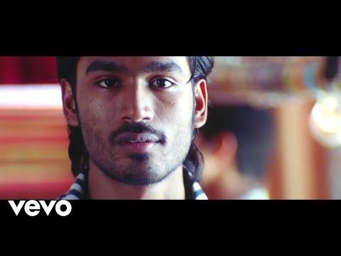 Yaaradi Nee Mohini - Enkeyoo Partha Video   Dhanush   Yuvanshankar Raja