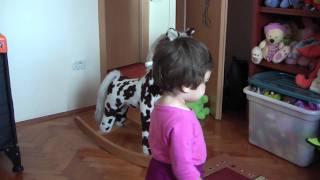 Irina Gros - cearta cu calutul - 21.09.2011