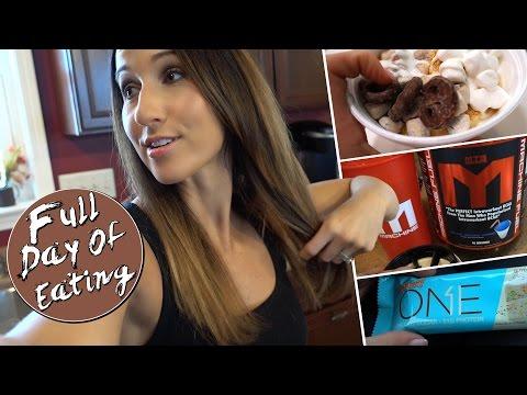 Full Day of Eating | Flexible Dieting