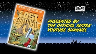 MST3K: Lost Continent (FULL MOVIE) with annotations