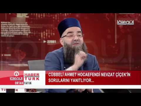 Cubbeli Hoca dan Mustafa Islamoglu na yuzyilin kapagi