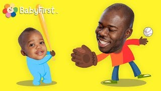 Family Song | Daddy Song | Nursery Rhymes for Children | BabyFirst Father's Day