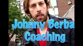 Hasan's Fourth Session - Johnny Berba's Coaching School (+Infield Pickup)