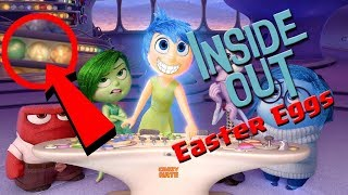 Inside Out Easter Eggs, & The Story Inside A Story.