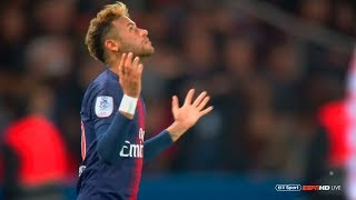 Neymar vs Reims (Home) HD 1080i (26/09/2018)