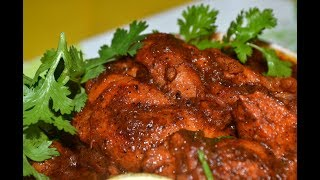 Indian Muslim Style CHICKEN MASALA Spicy Gravy
