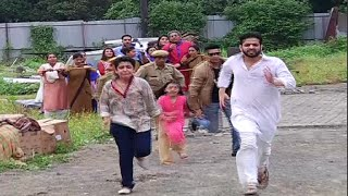 On Location of TV Serial 'Yeh Hai Mohabbatein' I 11 Sep 2015