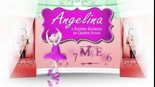 """Espetáculo Beneficente """"Angelina, a ratinha bailarina no Quebra Nozes"""" Alvares Cabral"""