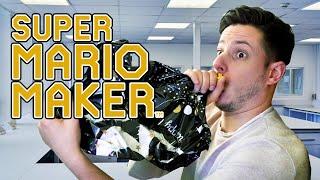 Das Passiert, Wenn Man Helium Nimmt :D | Super Mario Maker