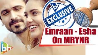 Emraan Hashmi | Esha Gupta Full EXCLUSIVE Interview on Main Rahoon Ya Na Rahoon Song