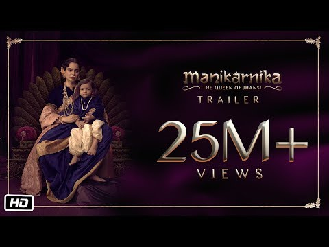 Xxx Mp4 Manikarnika The Queen Of Jhansi Official Trailer Kangana Ranaut Releasing 25th January 3gp Sex