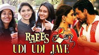 Udi Udi Jaye Song CRAZE Grips PUBLIC - RAEES - Hit Garba Song - Shahrukh Khan, Mahira Khan