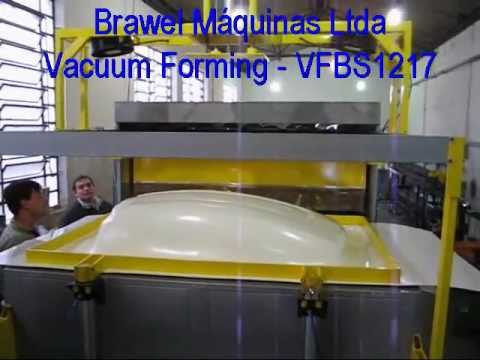Vacuum Forming Brawel Máquinas ATENÇÃO NOVOS TELEFONES 11 2296 1169 vacuo moldagem