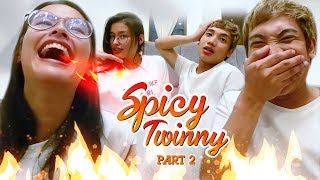 Spicy Noodle Challenge PART 2 with Liza Soberano