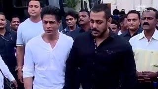 Bigg Boss 9- 'Karan Arjun Aayege' Promo Shoot Salman Khan, Shahrukh Khan