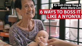 6 Ways To Boss It Like A Nyonya | CNA Insider