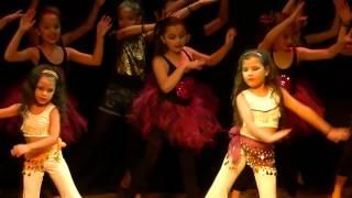Color Esperanza- Coreografia Prof. Carla Rodriguez