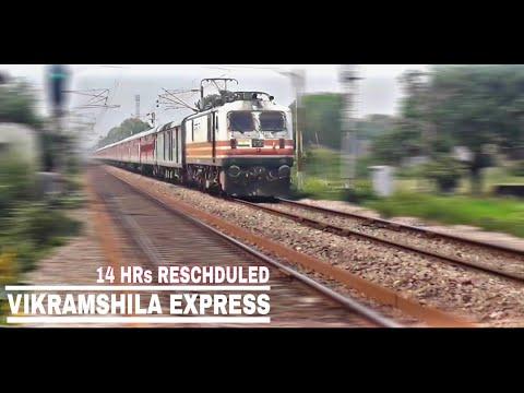 Xxx Mp4 14 Hrs Reschduled Vikramshila Express Thrashes Through Bamhrauli 3gp Sex