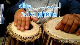 Tabla  best top5 very useful keherwa taal variation