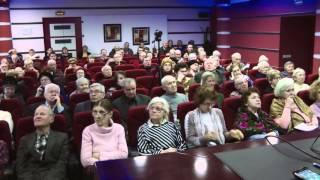 Семинар о Живой и Мёртвой Воде (Москва, 2015)