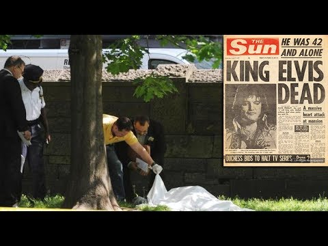 Dead Body Of Homeless Man Turns Out To Be The Legendary Elvis Presley
