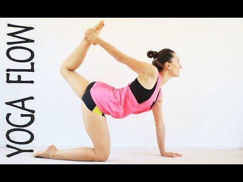 Xxx Mp4 Yoga FLOW Para Principiantes Todo Cuerpo En 40 Min Elena Malova 3gp Sex