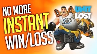 Overwatch - No More INSTANT Victory/Defeat! (Assault and Hybrid FIX)