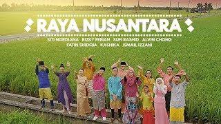 Raya Nusantara [Lebaran] - Rizky Febian, Fatin Shidqia, Siti Nordiana, Ismail Izzani, Sufi Rashid